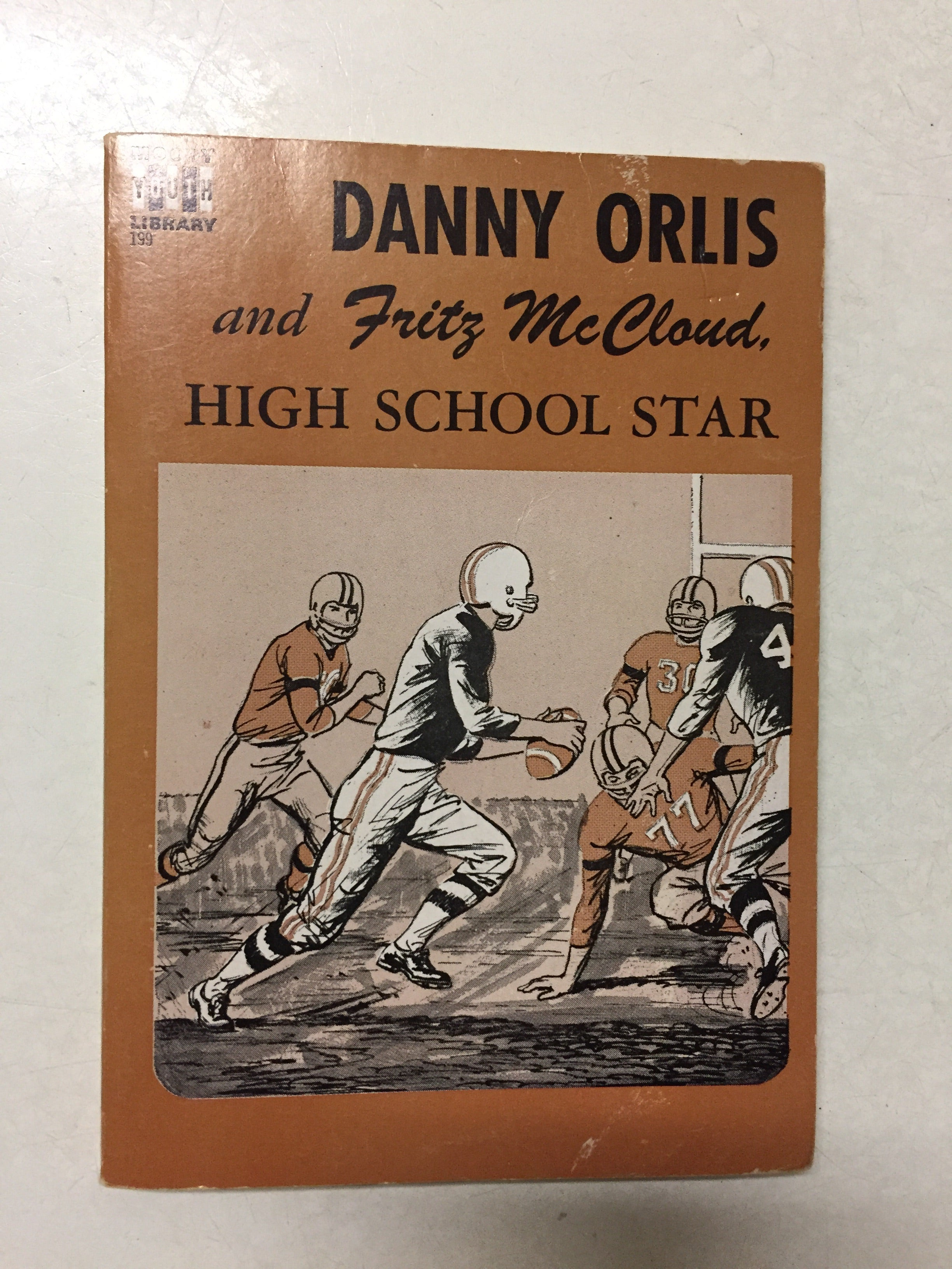 Danny Orlis and Fritz McCloud High School Star