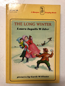 The Long Winter - Slick Cat Books