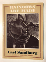 Rainbows Are Made Poems By Carl Sandburg - Slick Cat Books