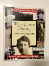 Mary Church Terrell - Slick Cat Books