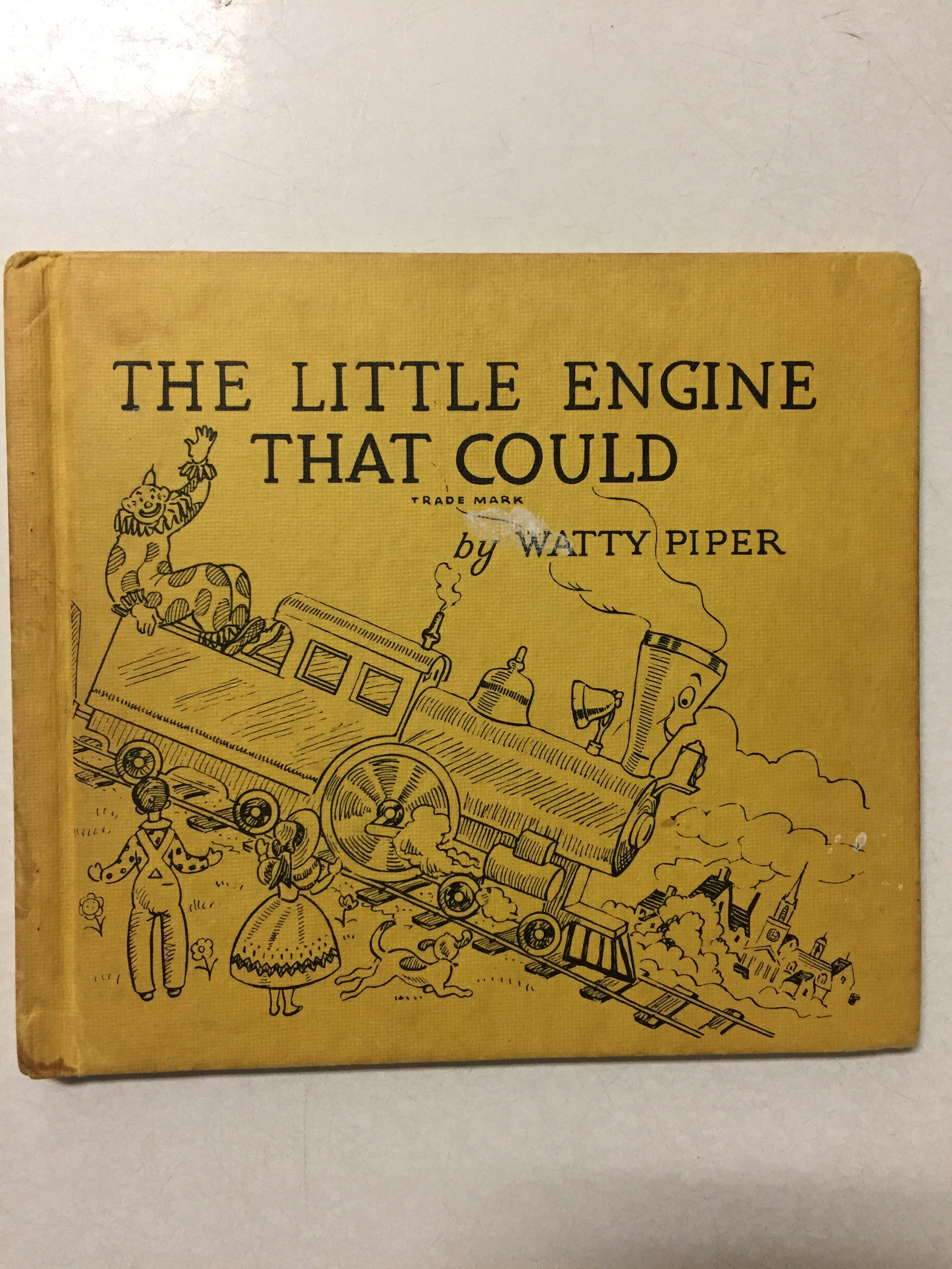 The Little Engine That Could - Slick Cat Books