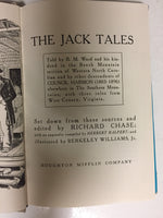 The Jack Tales (Folk Tales From the Southern Appalachians) - Slickcatbooks