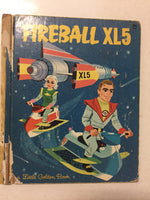 Fireball XL5 - Slick Cat Books