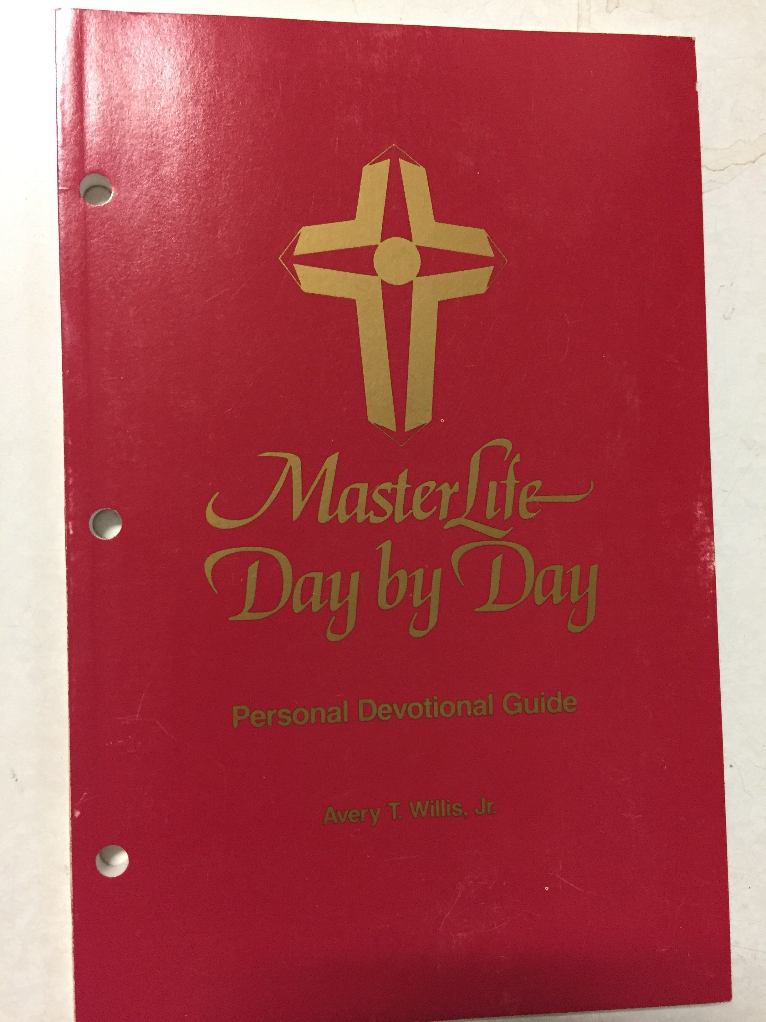 MasterLife Day By Day Personal Devotional Guide - Slickcatbooks