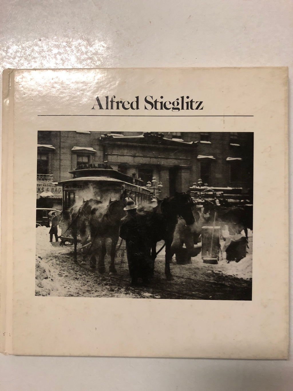 Alfred Stieglitz - Slick Cat Books