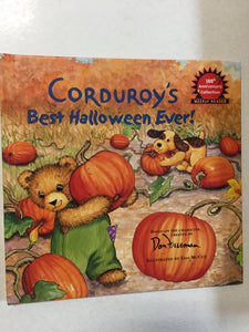 Corduroy's Best Halloween Ever - Slick Cat Books