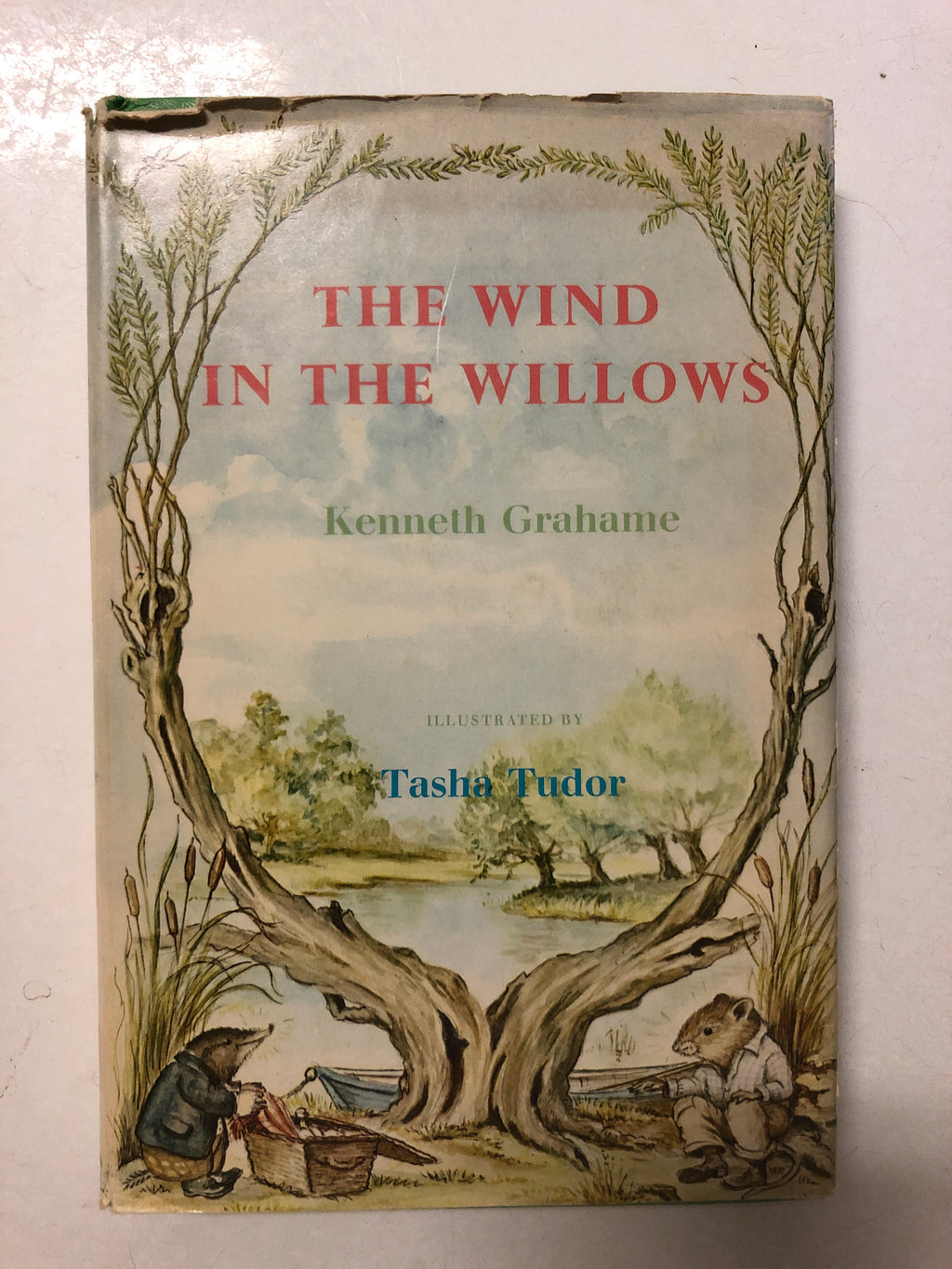 The Wind in the Willows - Slick Cat Books