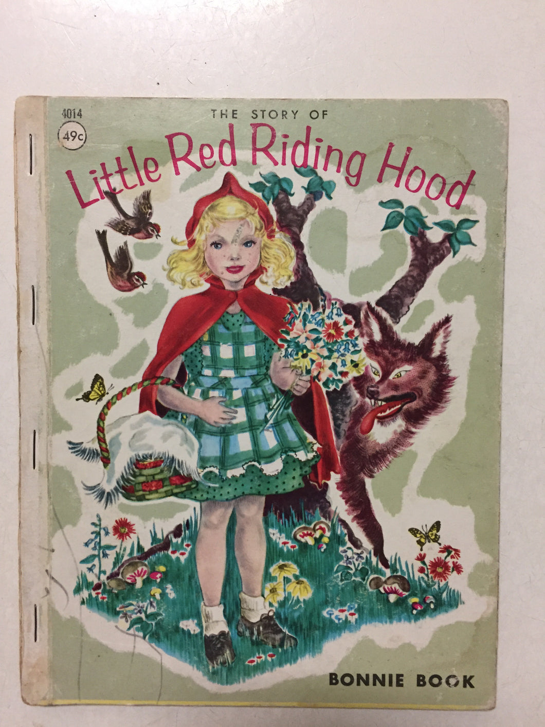The Story of Little Red Riding Hood