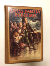 The Swiss Family Robinson - Slick Cat Books