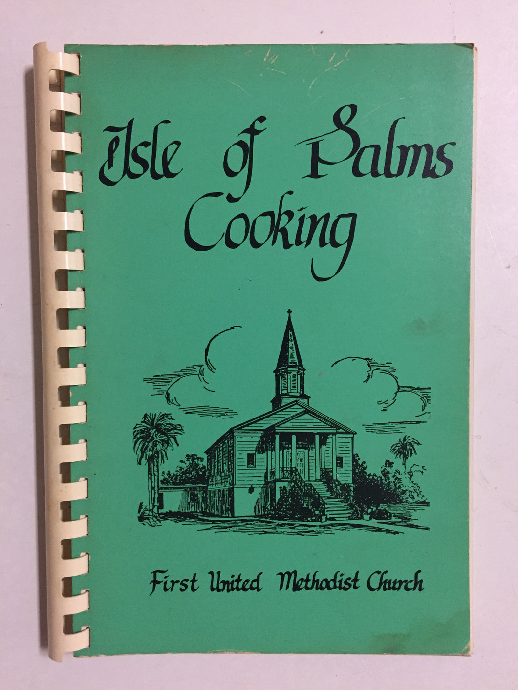Isle of Palms Cooking - Slick Cat Books