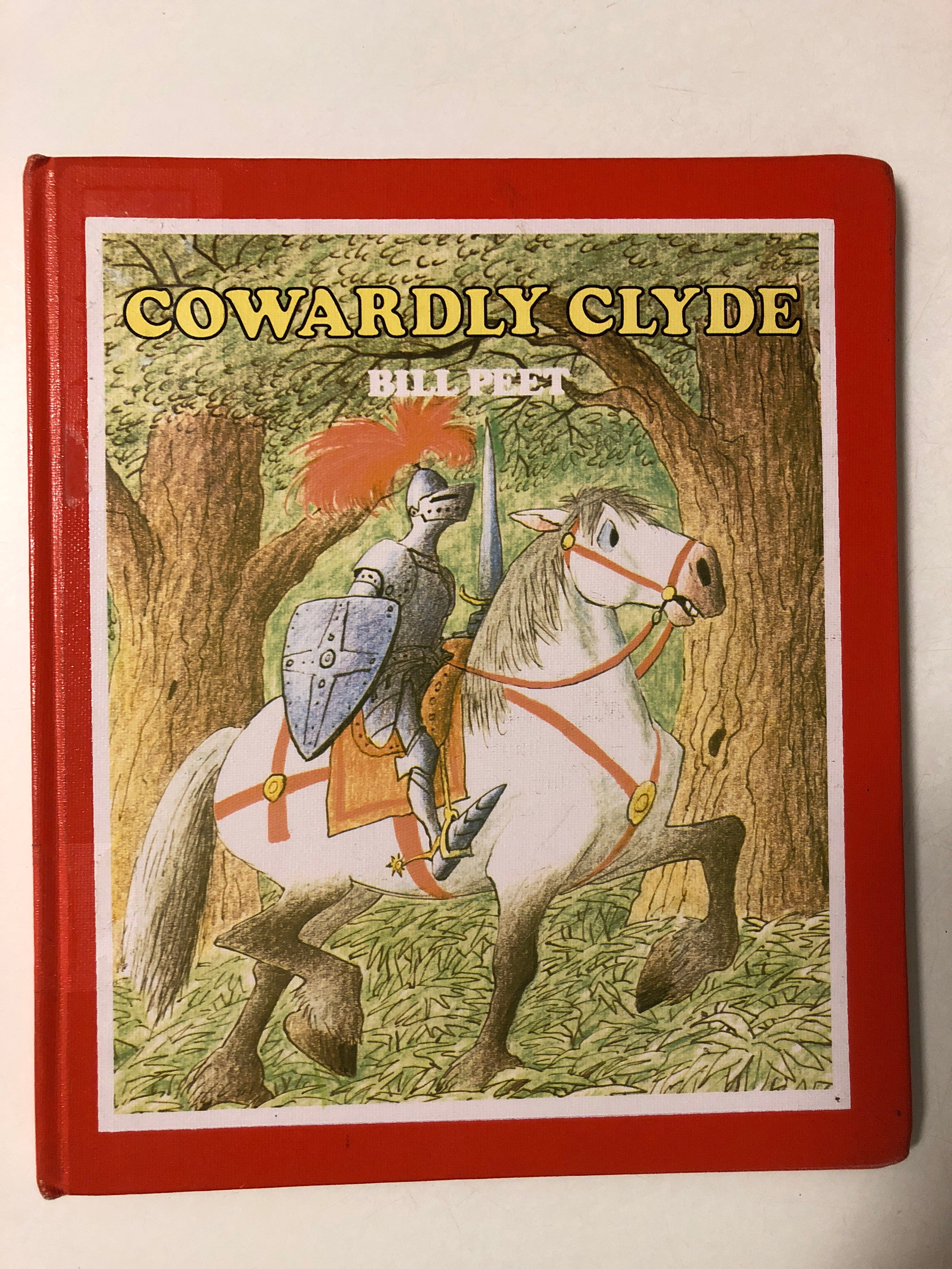 Cowardly Clyde - Slick Cat Books