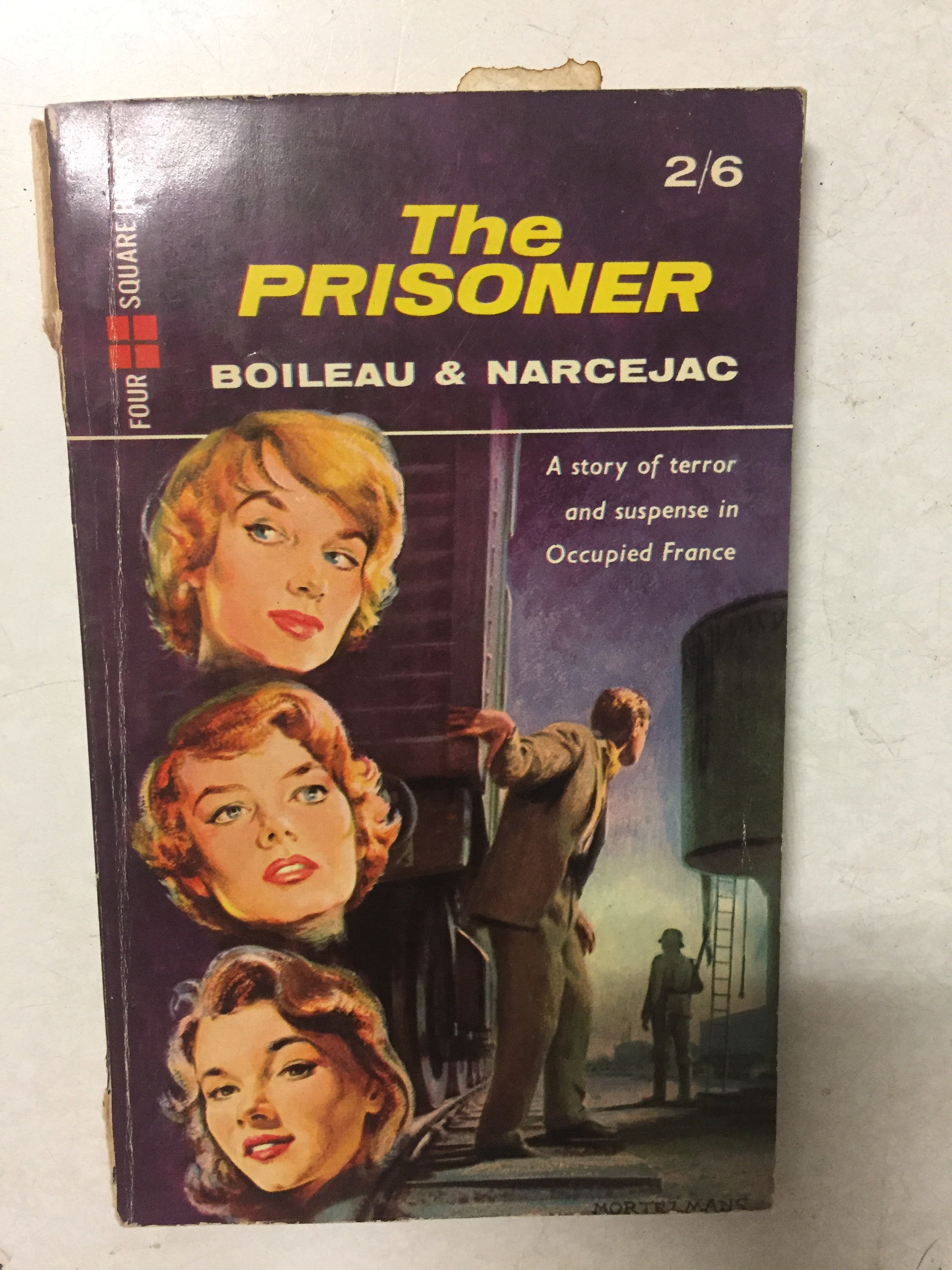 The Prisoner - Slickcatbooks
