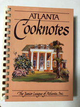 Atlanta Cooknotes - Slick Cat Books