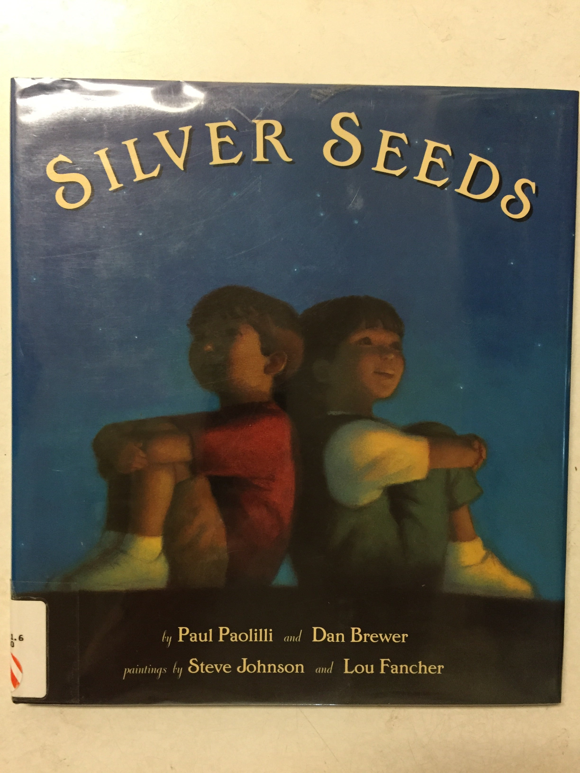 Silver Seeds A Book of Nature Poems - Slickcatbooks