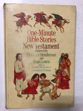 One-Minute Bible Stories New Testament - Slick Cat Books