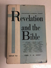 Revelation and the Bible Contemporary Evangelical Thought - Slickcatbooks