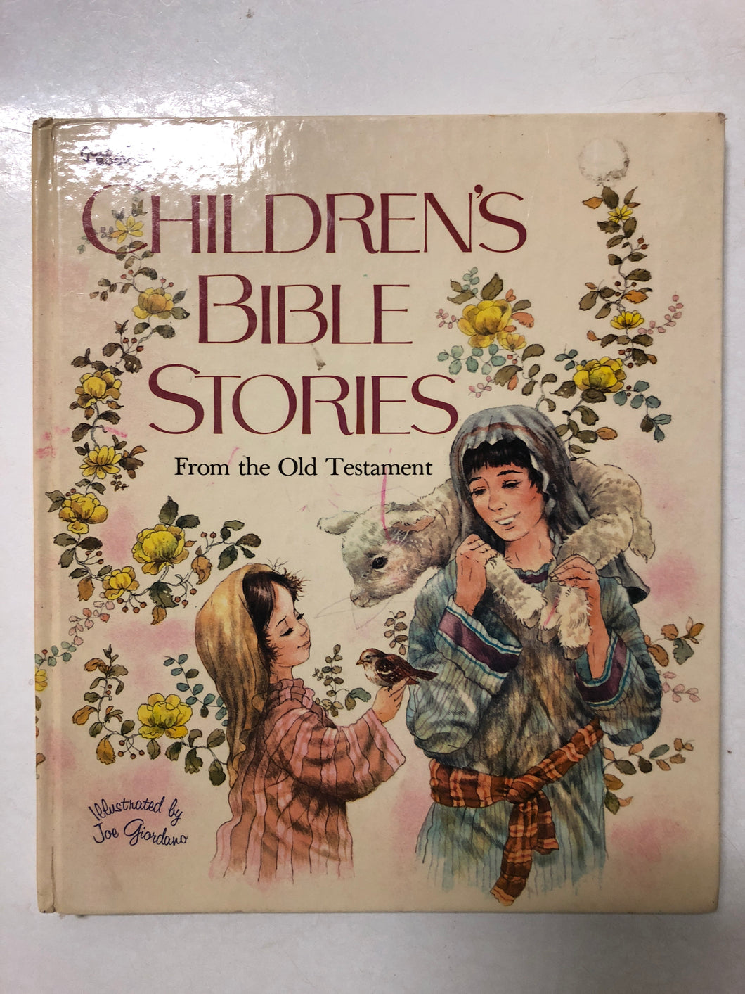 Children's Bible Stories From the Old Testament - Slick Cat Books