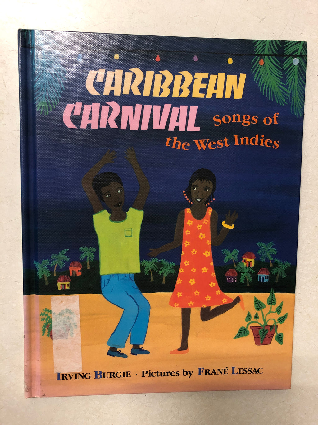 Caribbean Carnival Songs of the West Indies - Slick Cat Books