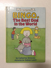 Bingo, The Best Dog in the World- Slick Cat Books
