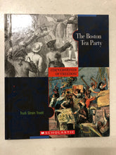 The Boston Tea Party - Slick Cat Books