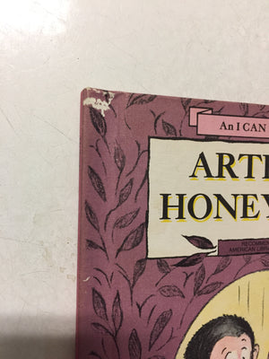 Arthur's Honey Bear - Slickcatbooks