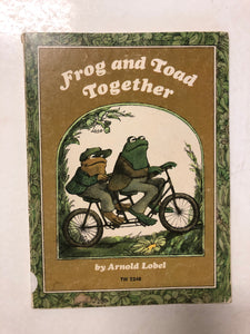 Frog and Toad Together - Slick Cat Books