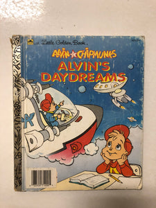 Alvin and the Chipmunks Alvin's Daydreams - Slickcatbooks