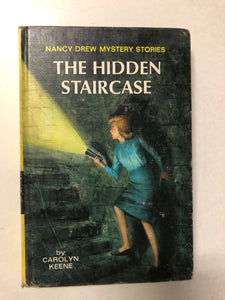 The Hidden Staircase - Slick Cat Books
