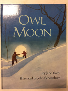 Owl Moon - Slickcatbooks