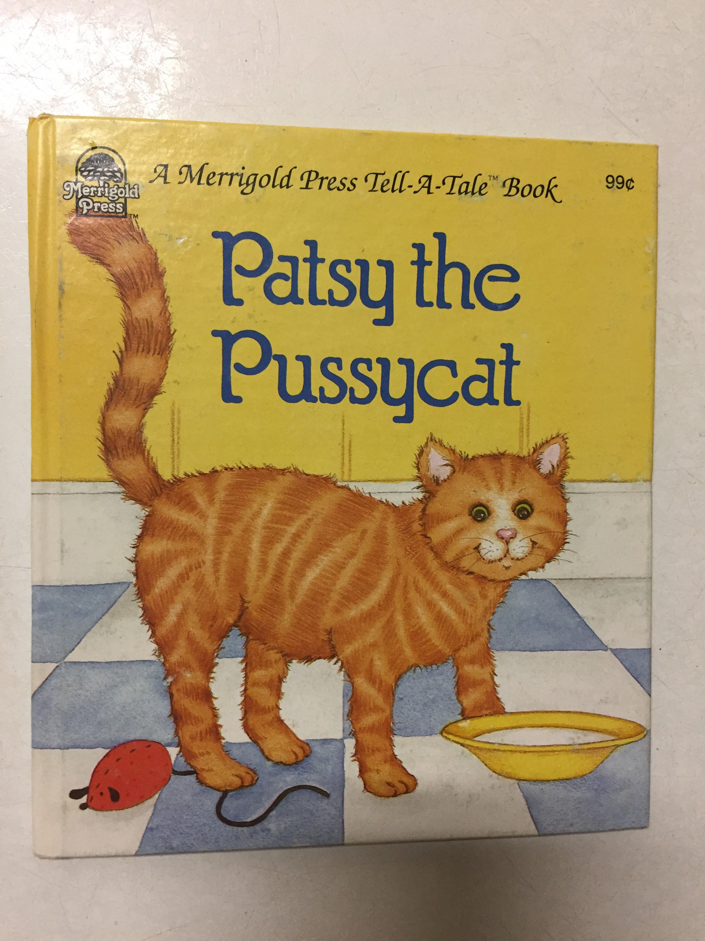Patsy the Pussycat - Slick Cat Books
