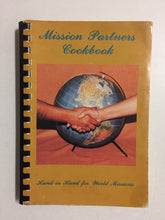 Mission Partners Cookbook - Slick Cat Books