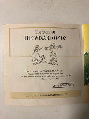 The Story of The Wizard of Oz - Slickcatbooks