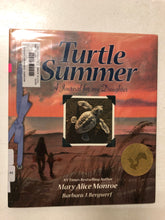 Turtle Summer A Journal for my Daughter - Slick Cat Books