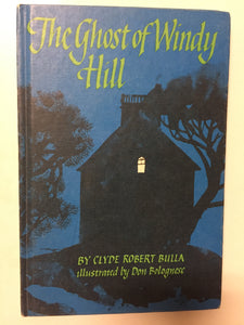 The Ghost Of Windy Hill - Slick Cat Books