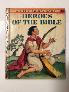 Heroes of the Bible - Slick Cat Books