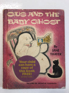 Gus and the Baby Ghost - Slick Cat Books