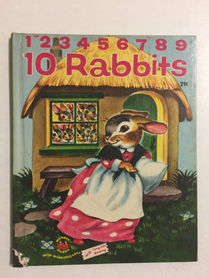 10 Rabbits - Slick Cat Books