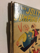 The Jolly Jumping Man - Slickcatbooks