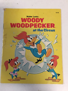 Woody Woodpecker at the Circus - Slickcatbooks