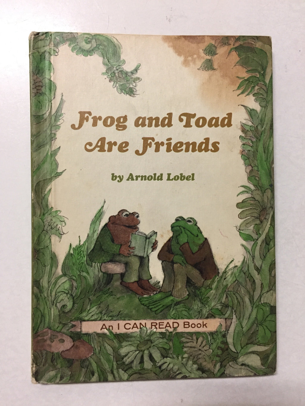 Frog and Toad Are Friends - Slick Cat Books