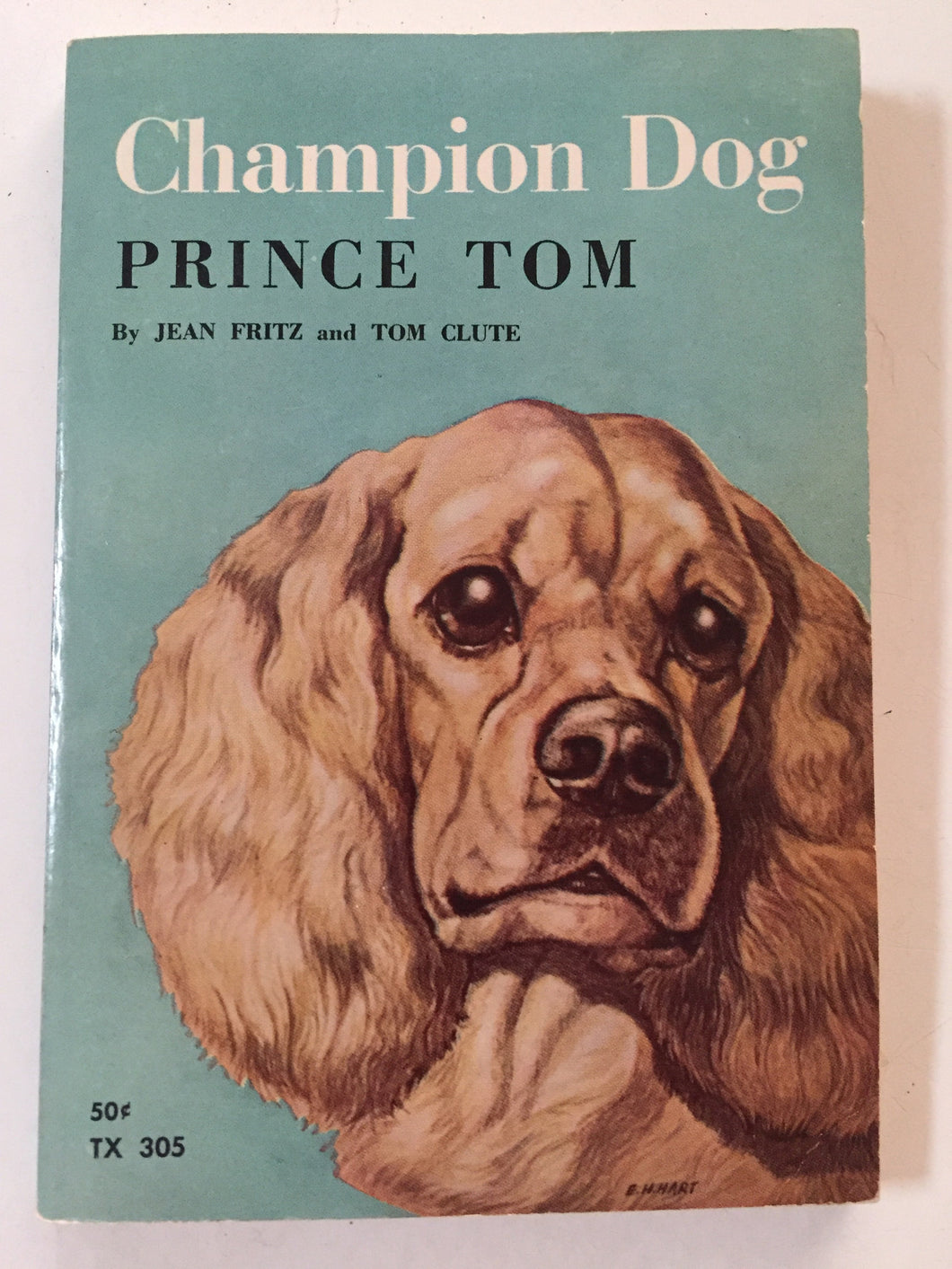 Champion Dog Prince Tom - Slick Cat Books