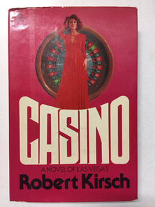 Casino A Novel of Las Vegas - Slick Cat Books