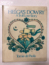 Helga's Dowry A Troll Love Story - Slick Cat Books
