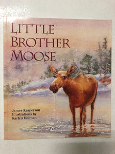 Little Brother Moose - Slick Cat Books