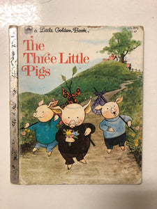 The Three Little Pigs - Slick Cat Books