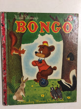 Walt Disney's Bongo - Slick Cat Books