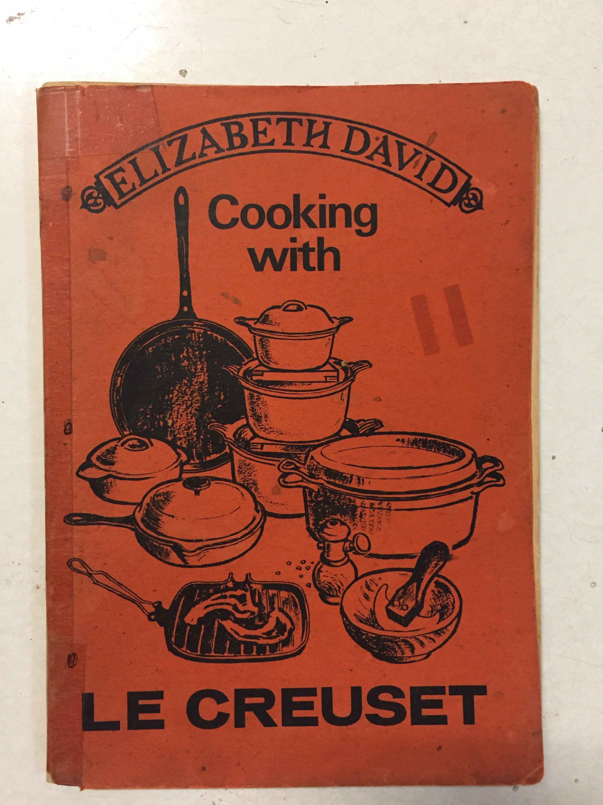 Cooking With Le Creuset - Slick Cat Books
