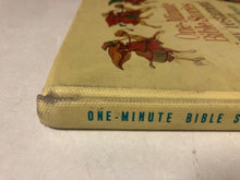 One-Minute Bible Stories New Testament