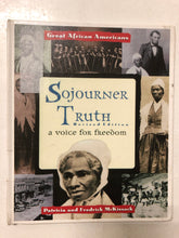 Sojourner Truth A Voice for Freedom - Slick Cat Books