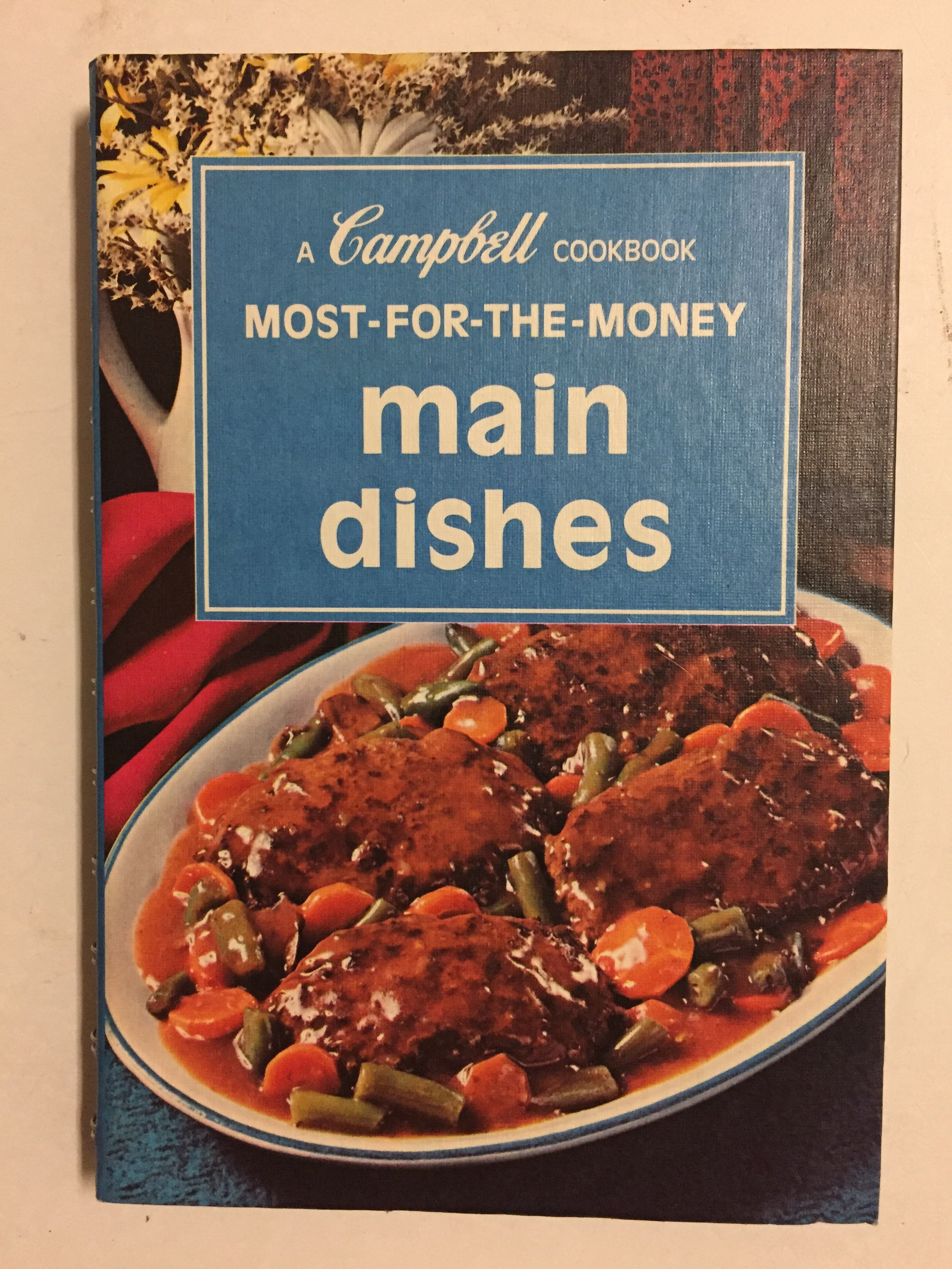 Most-For-the-Money Main Dishes - Slick Cat Books